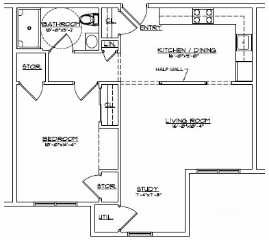 Devon Management - Floor Plan