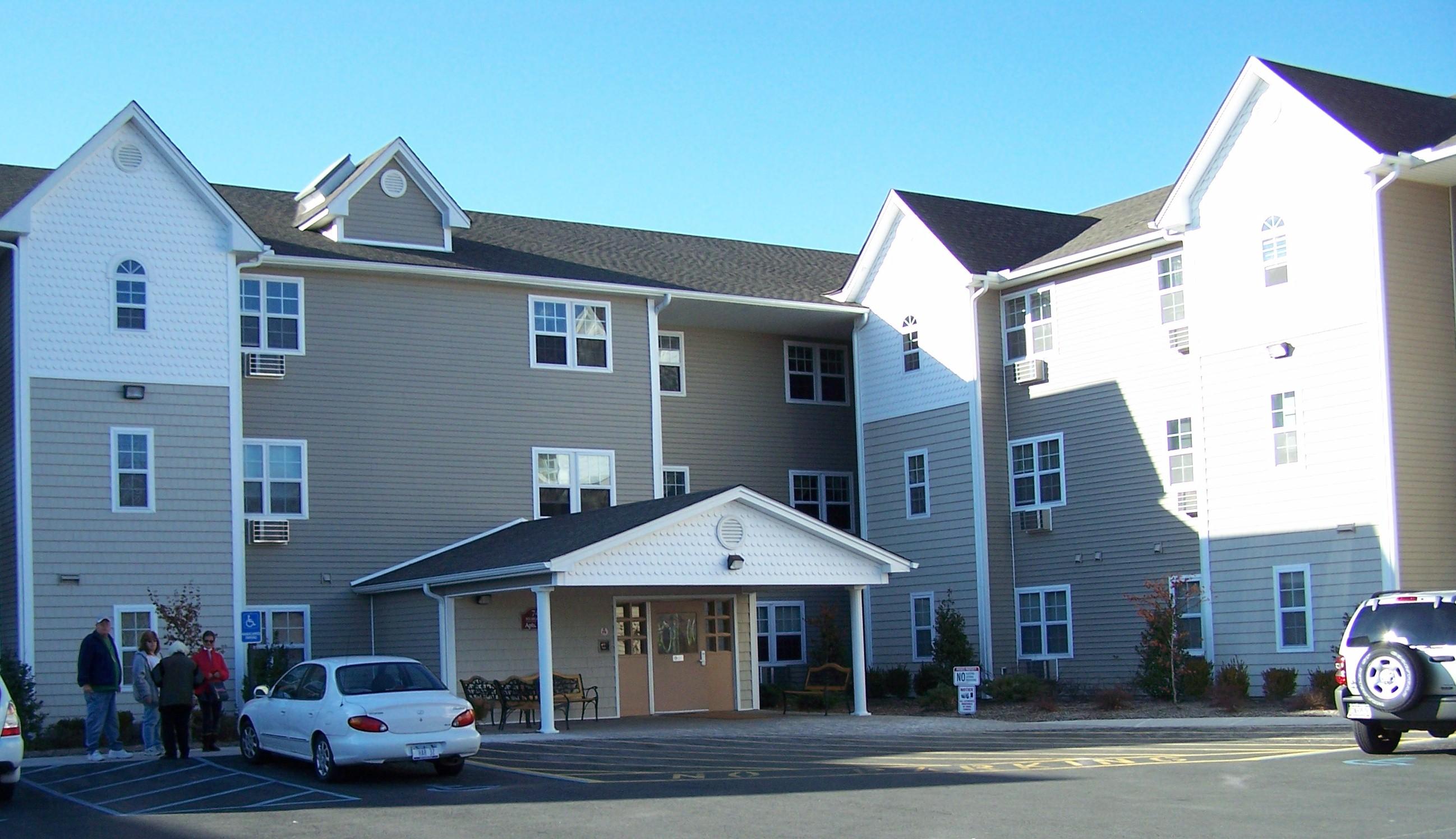 Monticello Motor Club >> Monticello Apartments - Senior Living at Regency Manor